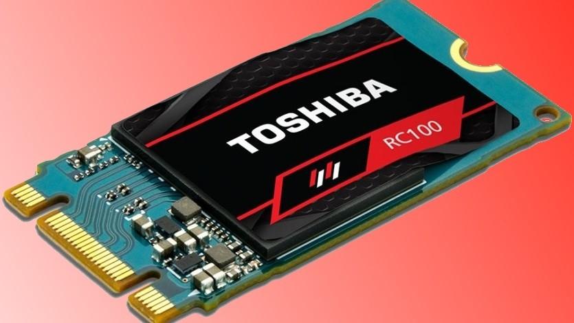 M.2-SSD: Toshibas neue NVMe-Offensive ist 42 mm kurz