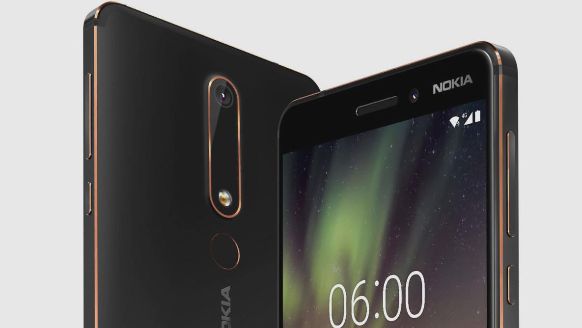 Nokia 6 (2018): Kompaktere Evolution mit Snapdragon 630