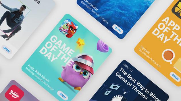 Apple App Store: 890 Mio. US-Dollar Umsatz über die Feiertage