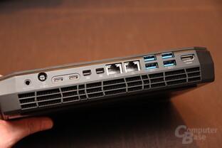 Intel NUC8i7HVK mit Kaby Lake-G