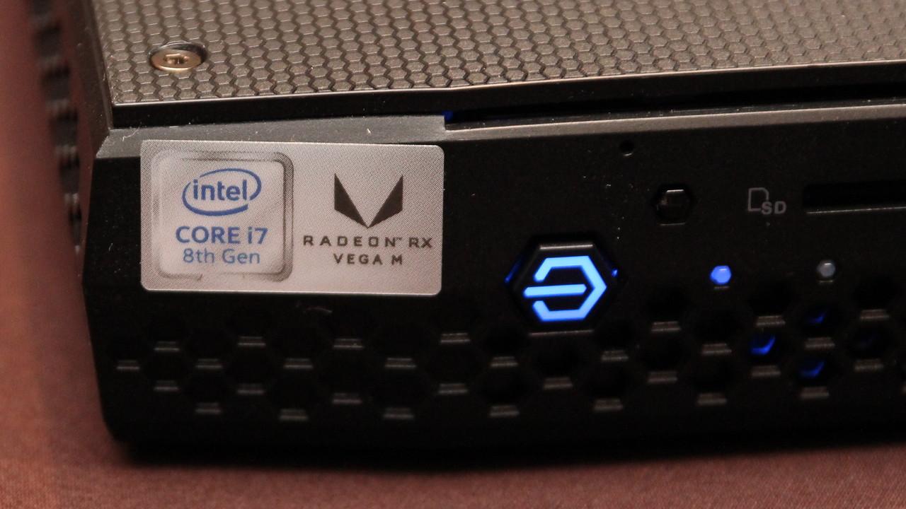 Hades Canyon VR: Intel NUC mit 100-Watt-Kaby-Lake-G für 999 US-Dollar