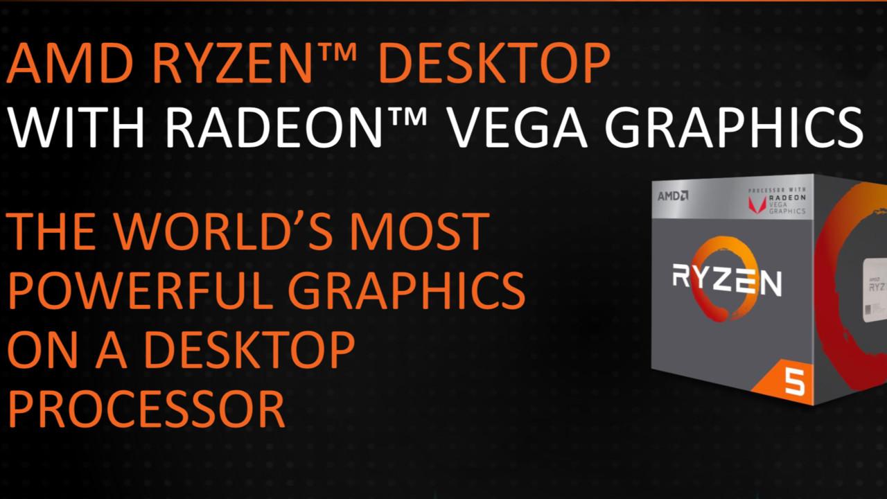 Raven Ridge: Desktop-APU startet am 12. Februar, Ryzen 3 Mobile heute
