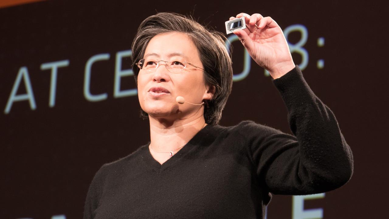 AMD Tech Day: Vega-GPU in diesem Jahr noch in 7 nm, Navi folgt 2019