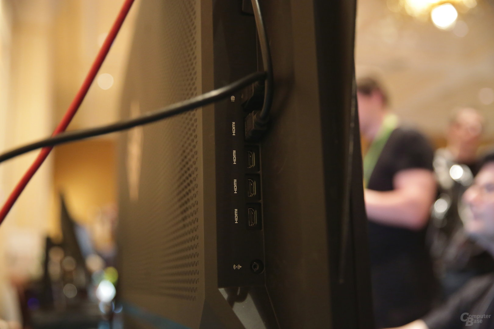 HP Omen X 65 Big Format Gaming Display