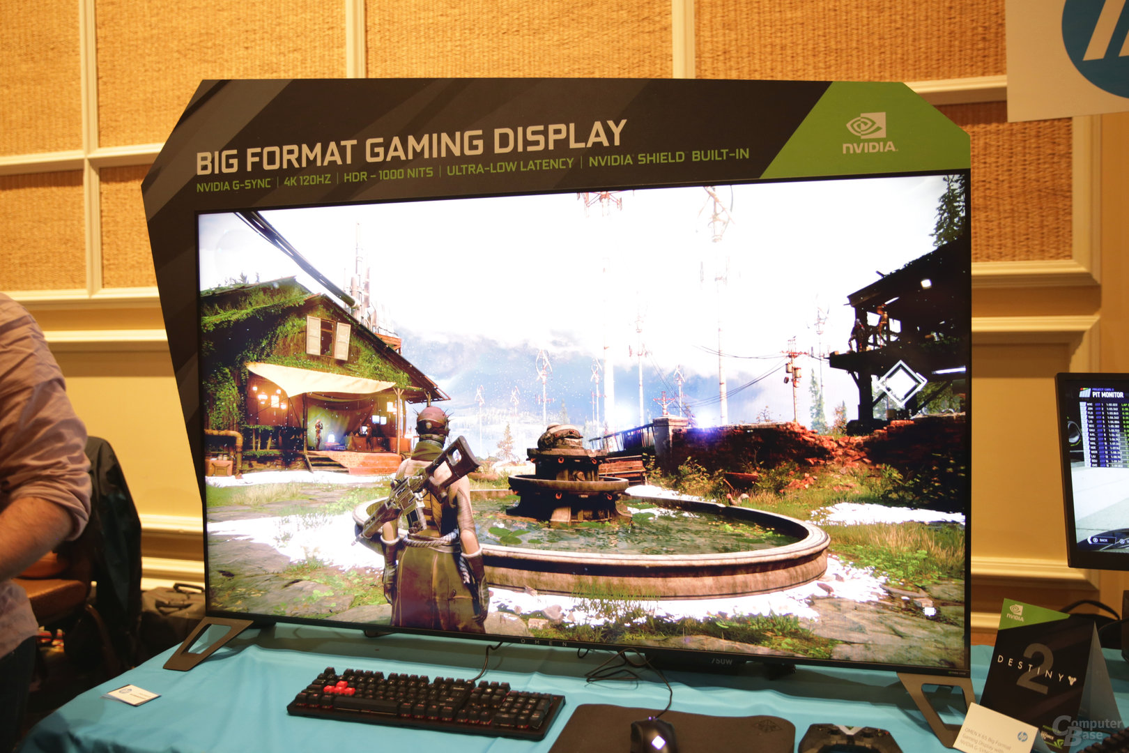 HP Omen X 65 Big Format Gaming Display