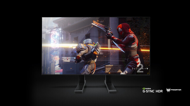 Acer Predator Big Format Gaming Display