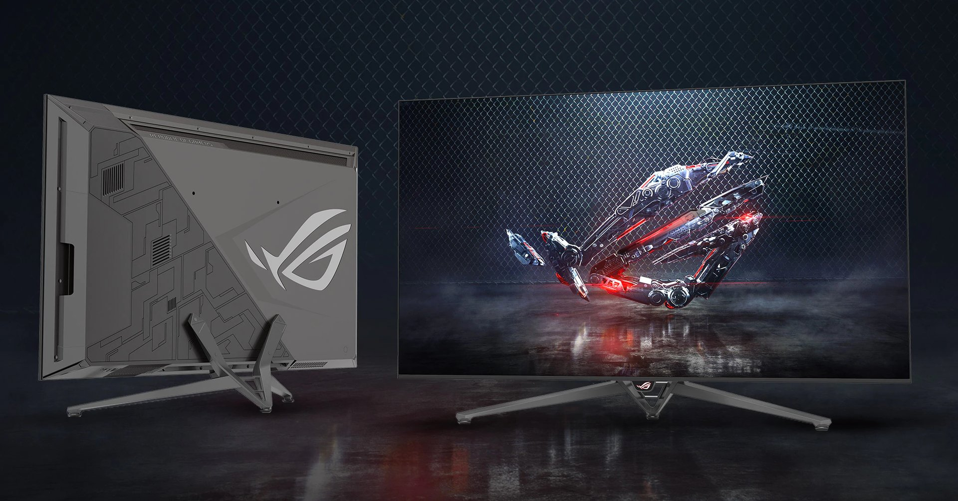 Asus ROG Swift PG65
