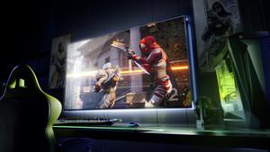 Nvidia BFGD: Monitore mit 65 Zoll, 4K, 120 Hz, HDR, G-Sync & Shield