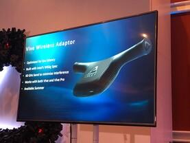Optionaler Vive Wireless Adapter