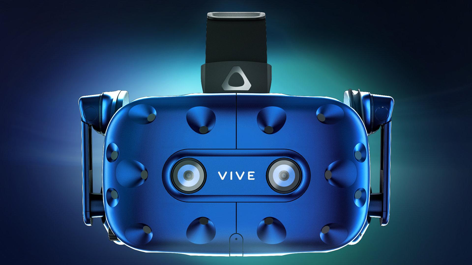 Die neue HTC Vive Pro