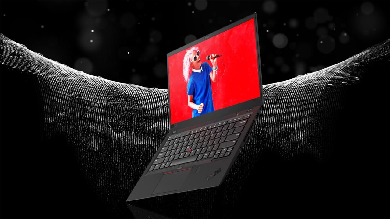 Lenovo ThinkPad X1 Carbon G6: Laptop mit HDR-Display, USB-C-Dock und sicherer Webcam