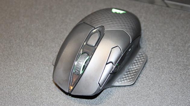 Qi für die Maus: Corsair K63 Wireless und kabellose RGB-Maus
