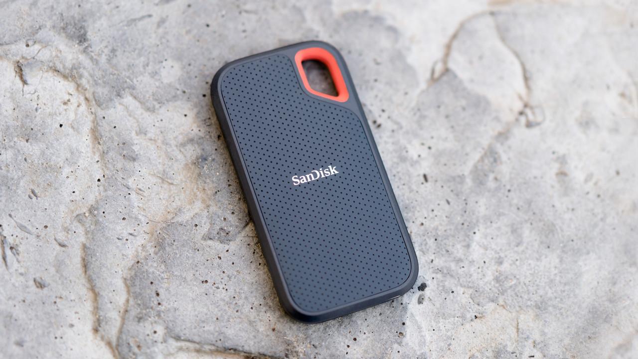 SanDisk & WD: Schnelle SSDs für unterwegs und 1‑TB‑USB‑C‑Prototyp