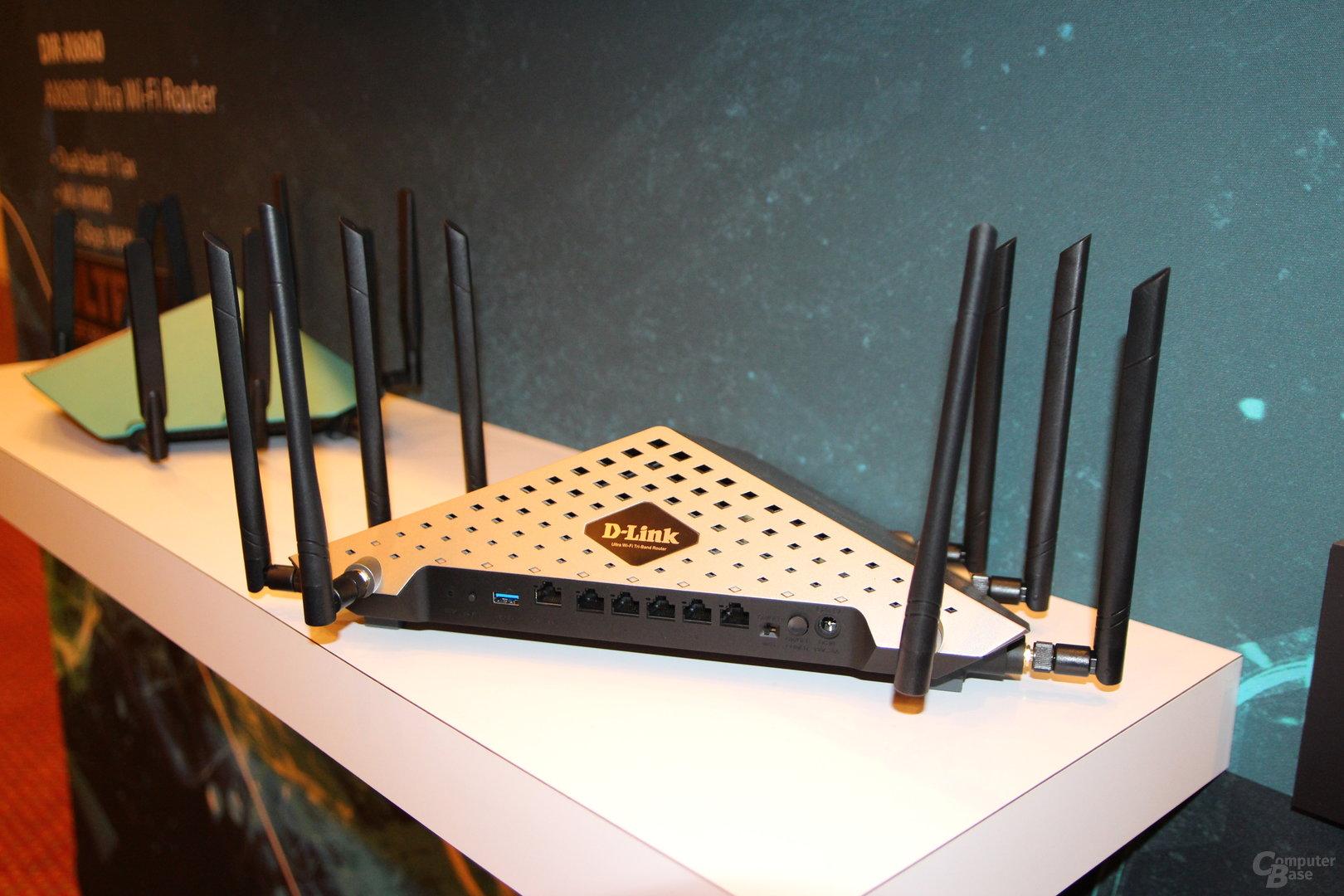 D-Link 802.11ax-WLAN-Router