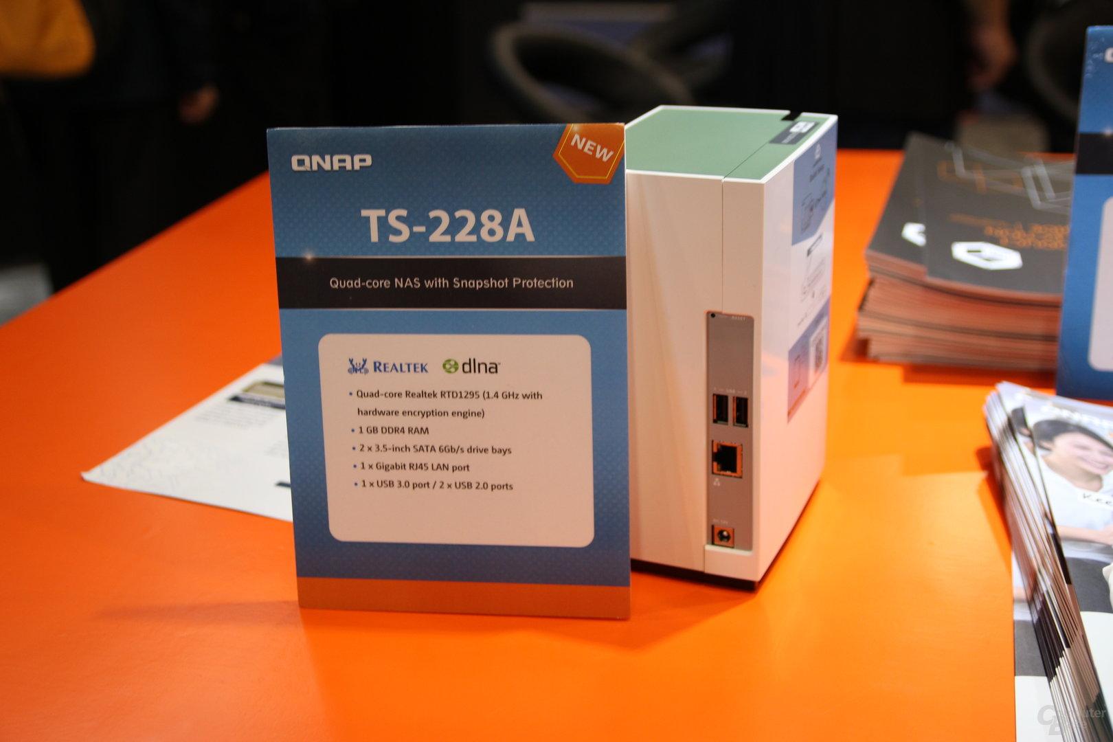 QNAP TS-228A