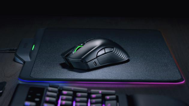 HyperFlux: Kabellose Mamba-Maus ohne Akku von Razer
