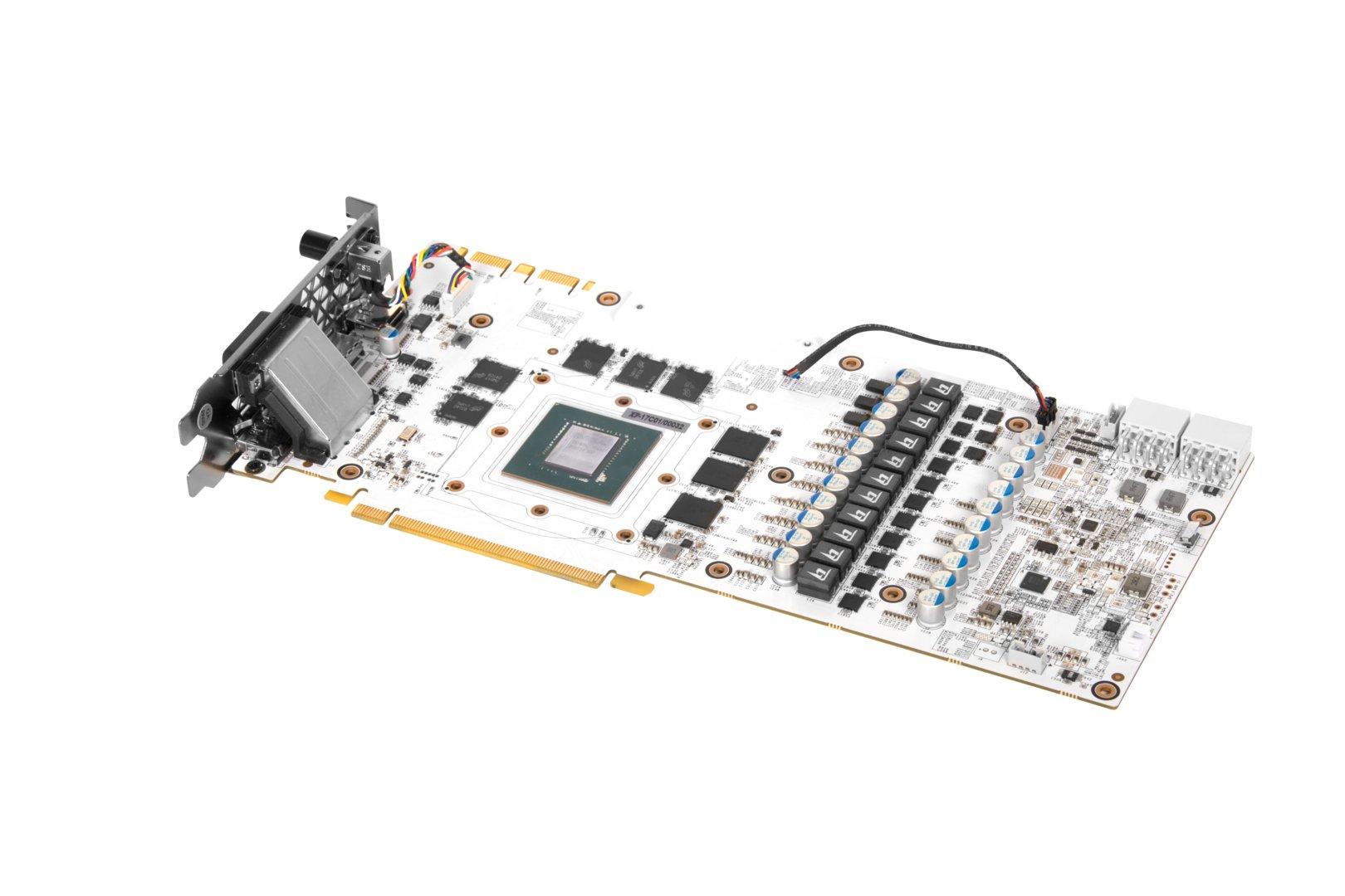 Galax/KFA² GeForce GTX 1070 Ti HOF