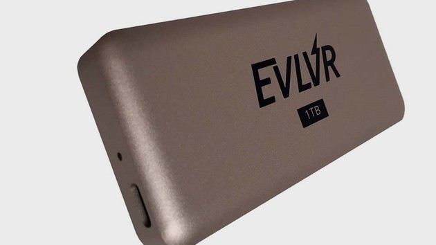 Patriot EVLVR: Tragbare Thunderbolt‑3‑SSD der günstigeren Art