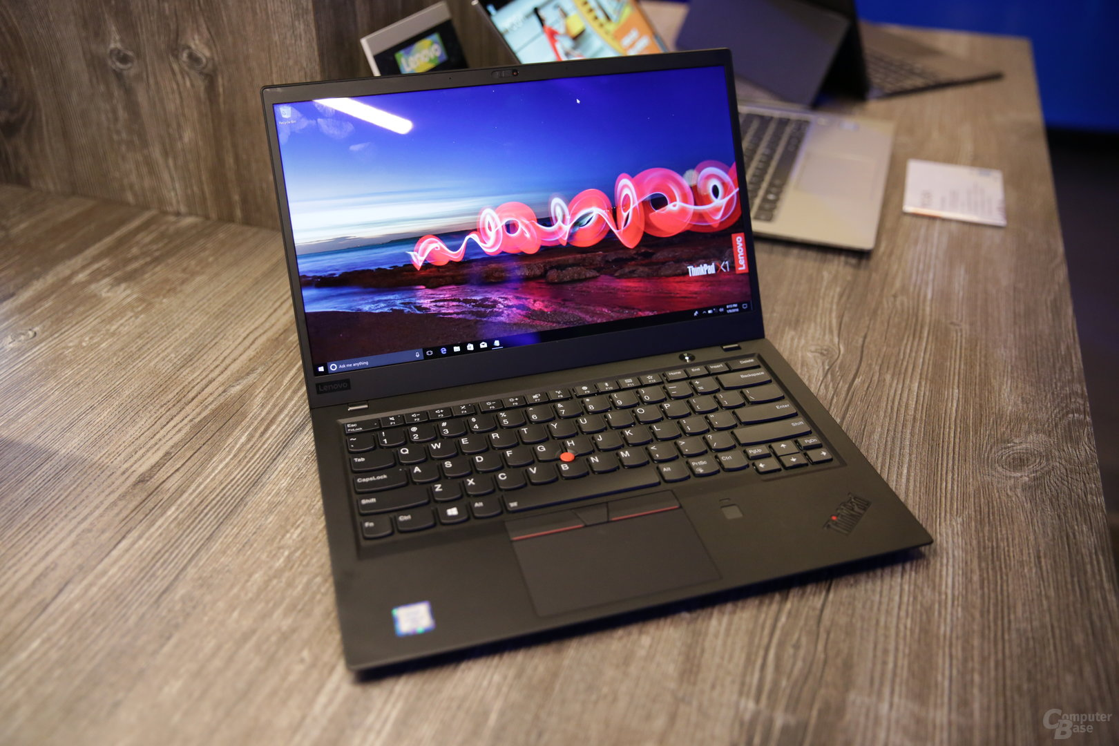 ThinkPad X1 Carbon G6 mit neuem HDR-Display