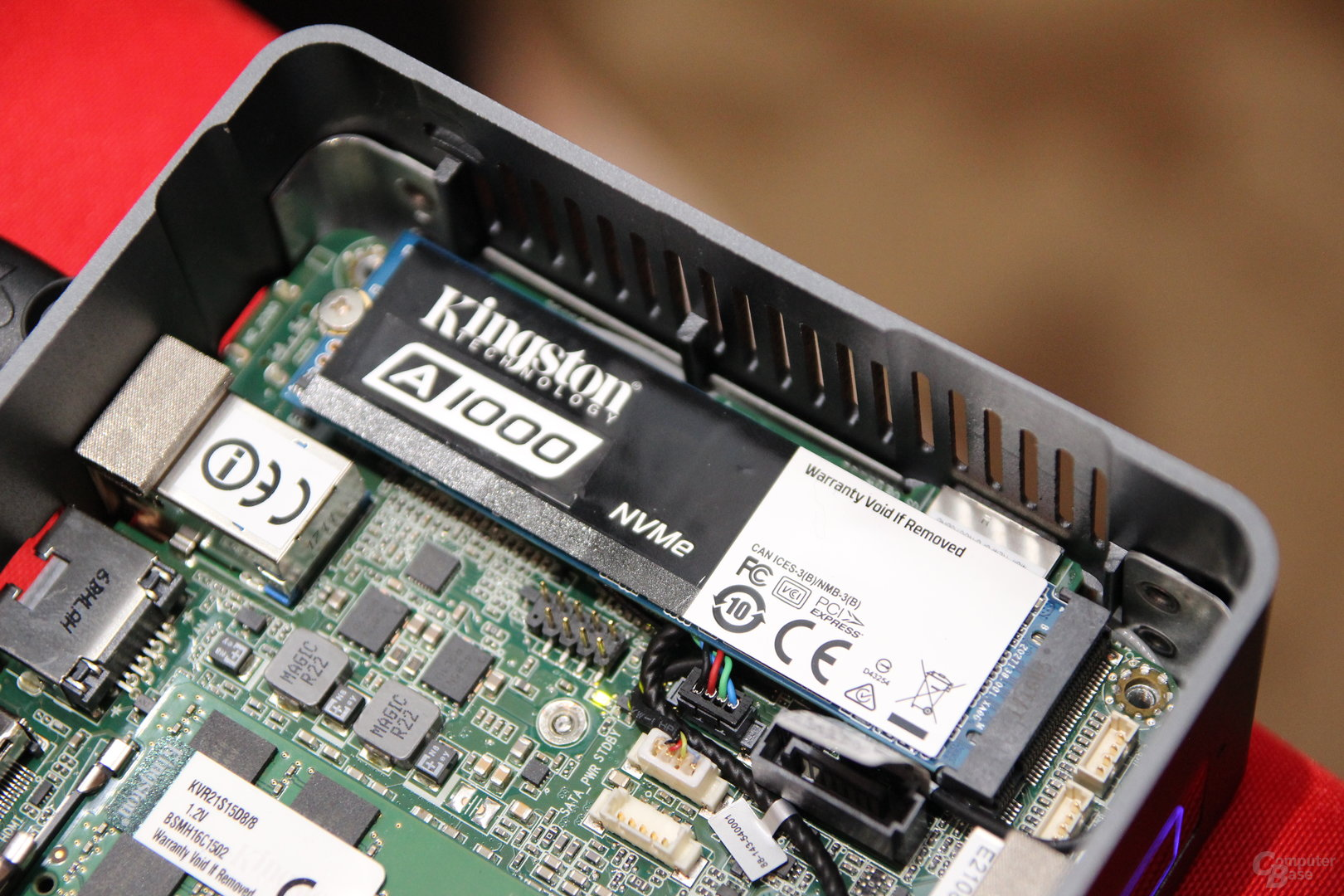 Kingston A1000 PCIe SSD