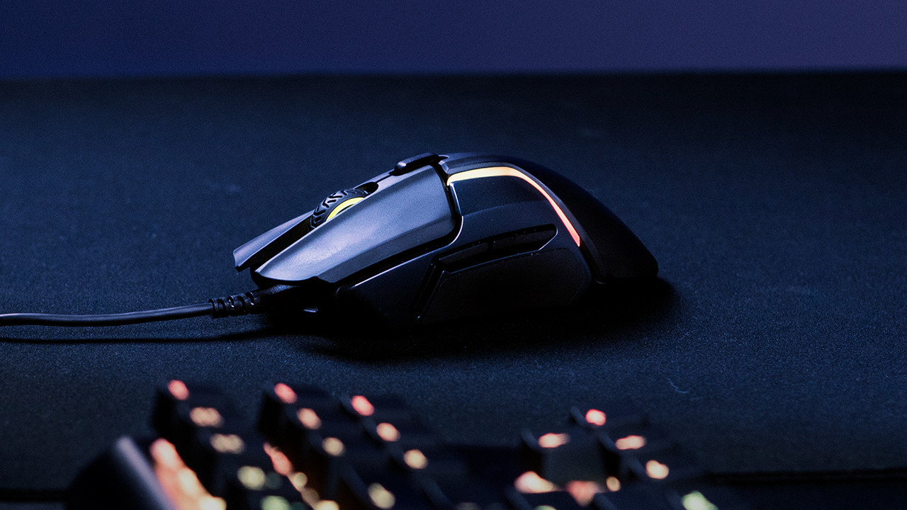 SteelSeries Rival 600: Zwei Sensoren in einer Maus für niedrigen Lift-Off