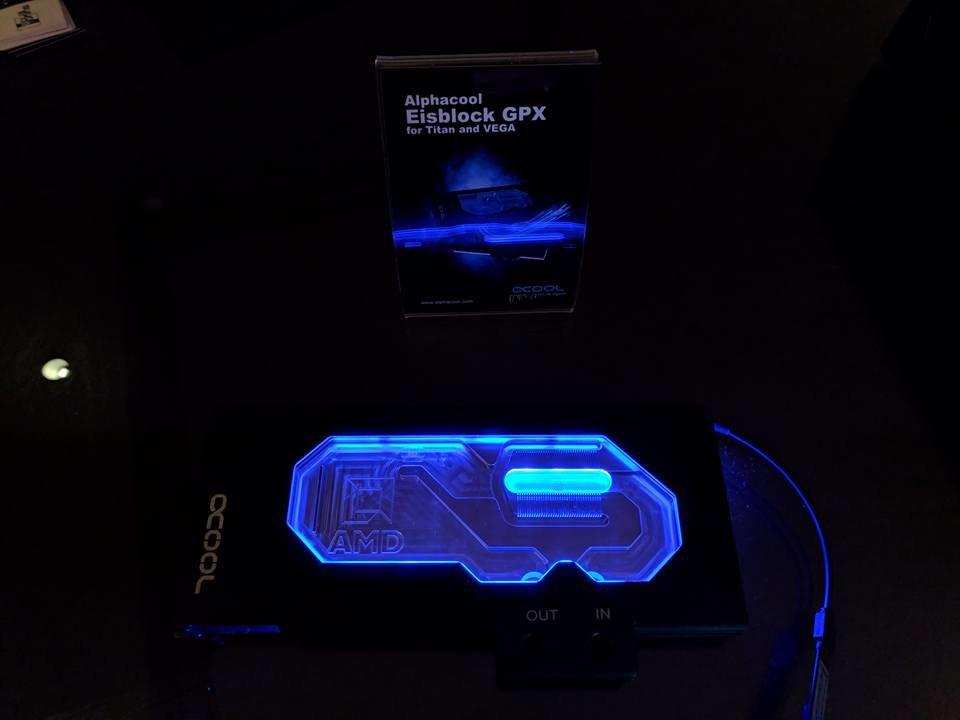 Alphacool Eisblock GPX-A Clear