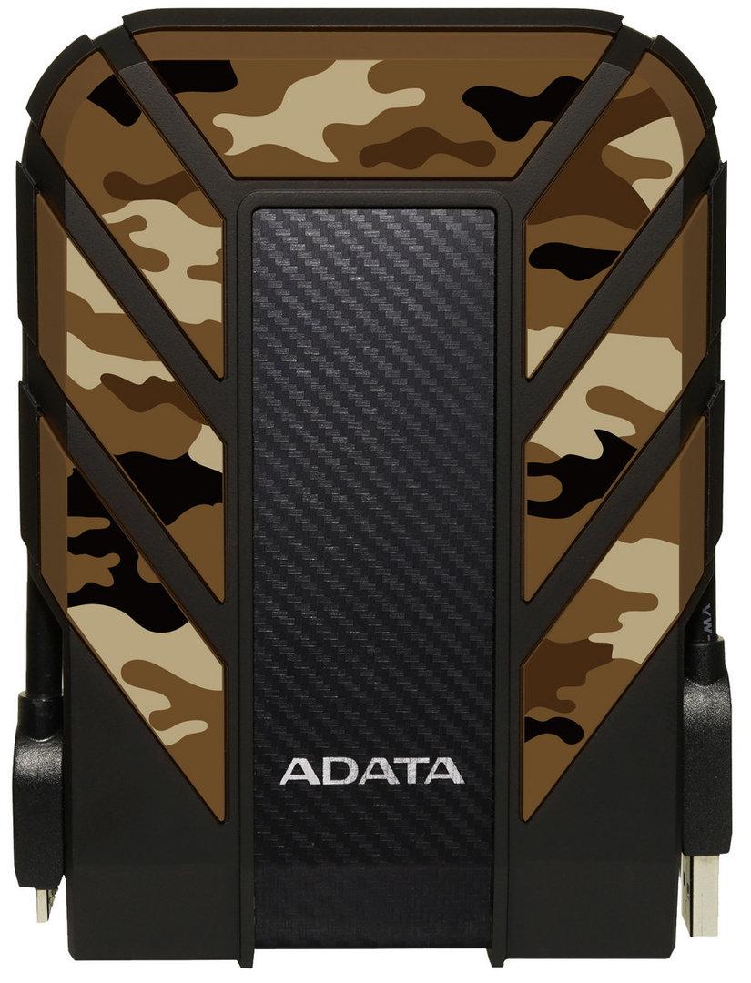 Adata HD710M als externe HDD mit Tarnoptik