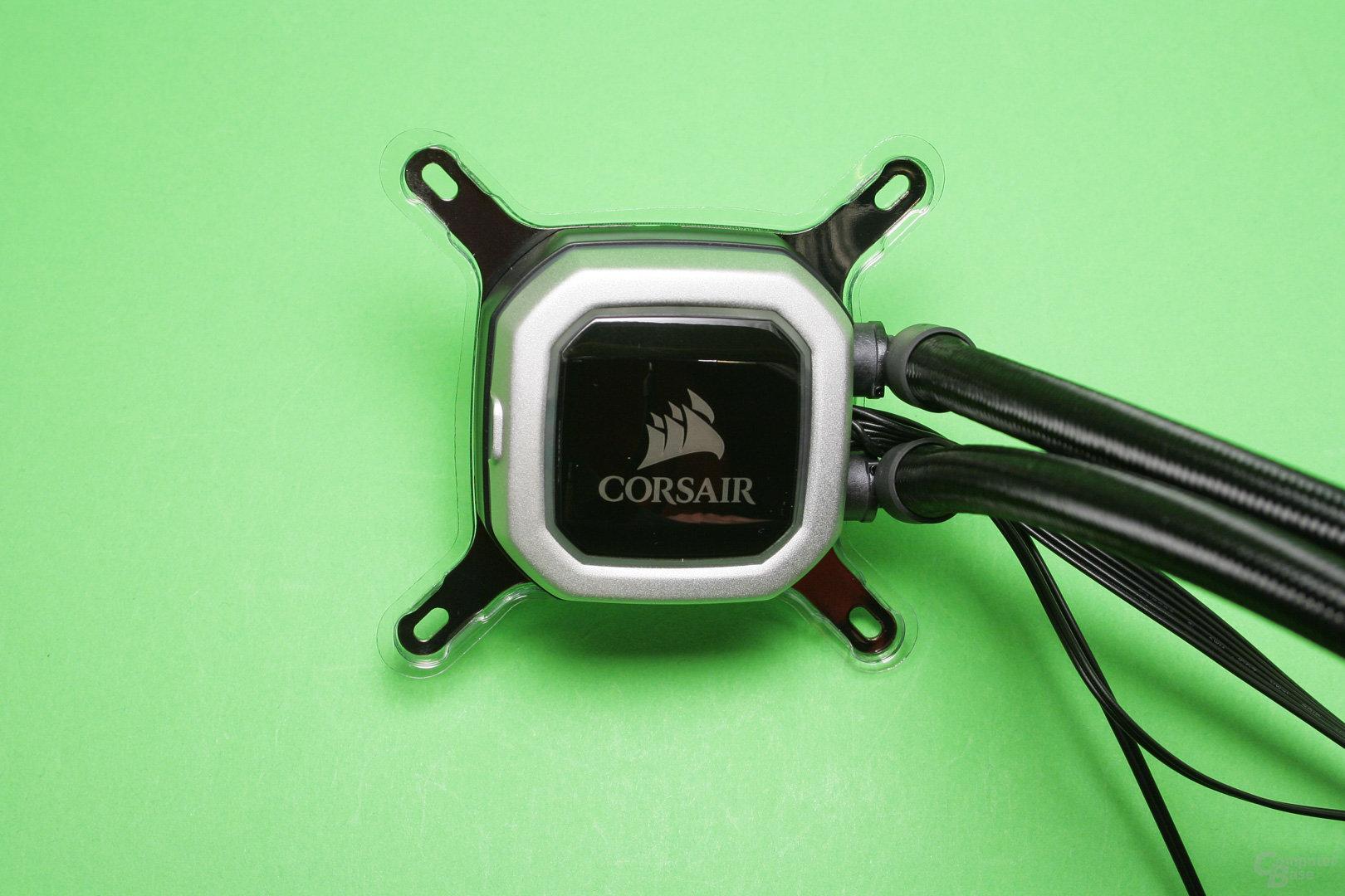 Corsair H115i Pro: Die neue Pumpen-Kühler-Einheit