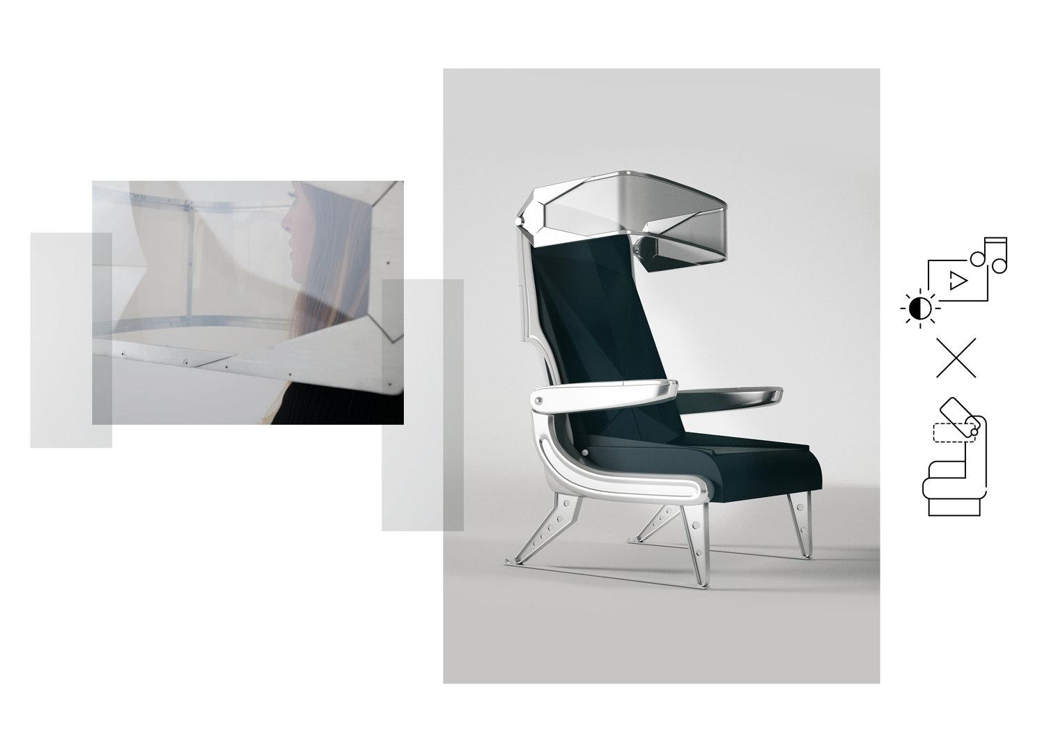 Prototyp des Teams Smart Chair