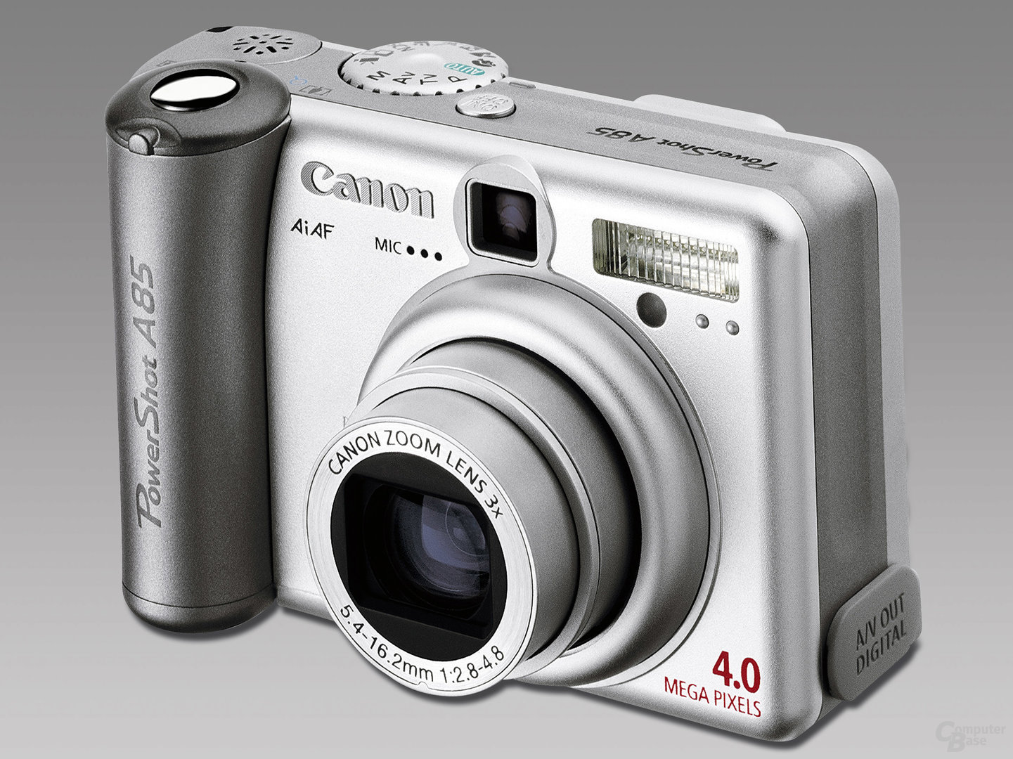 Canon Powershot A85 Front