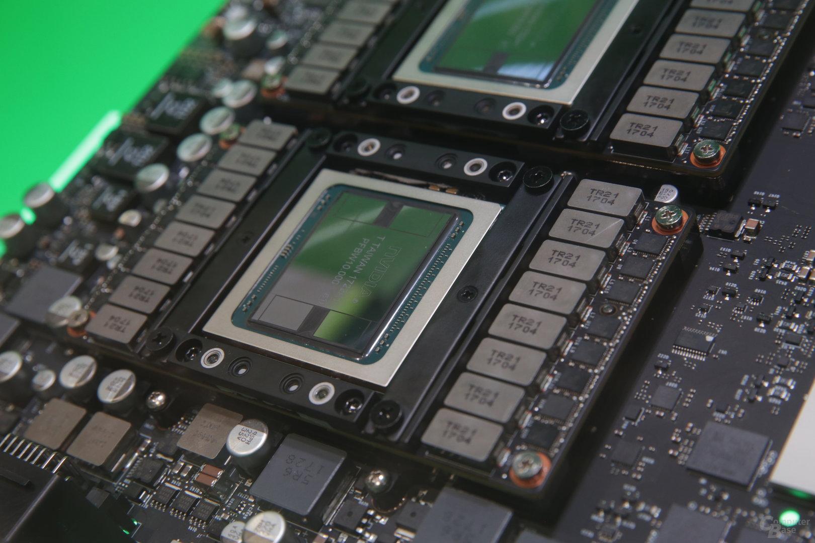 Nvidia Drive PX Pegasus