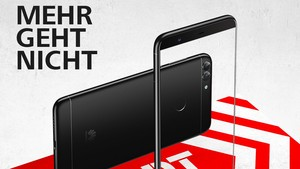 P Smart: Huawei bietet 2:1-Display und Dual-Kamera für 259 Euro an