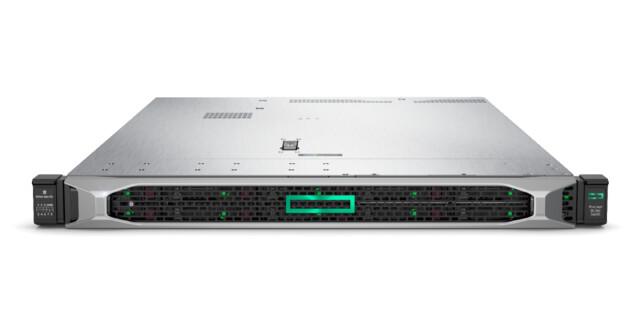 HPE ProLiant DL360 Gen10 Front mit Bezel