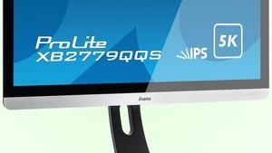ProLite XB2779QQS: iiyamas 5K-Monitor ist der mit Abstand günstigste