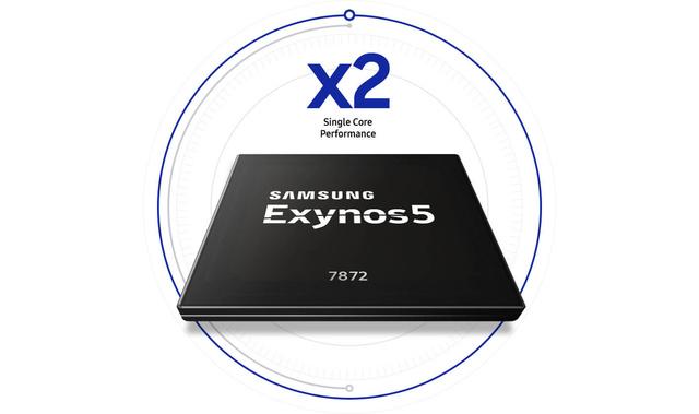 Samsung verspricht eine zweifache Single-Core-Leistung