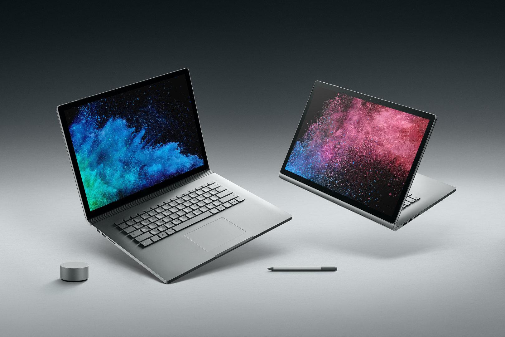 Das Surface Book 2 von Microsoft im Test