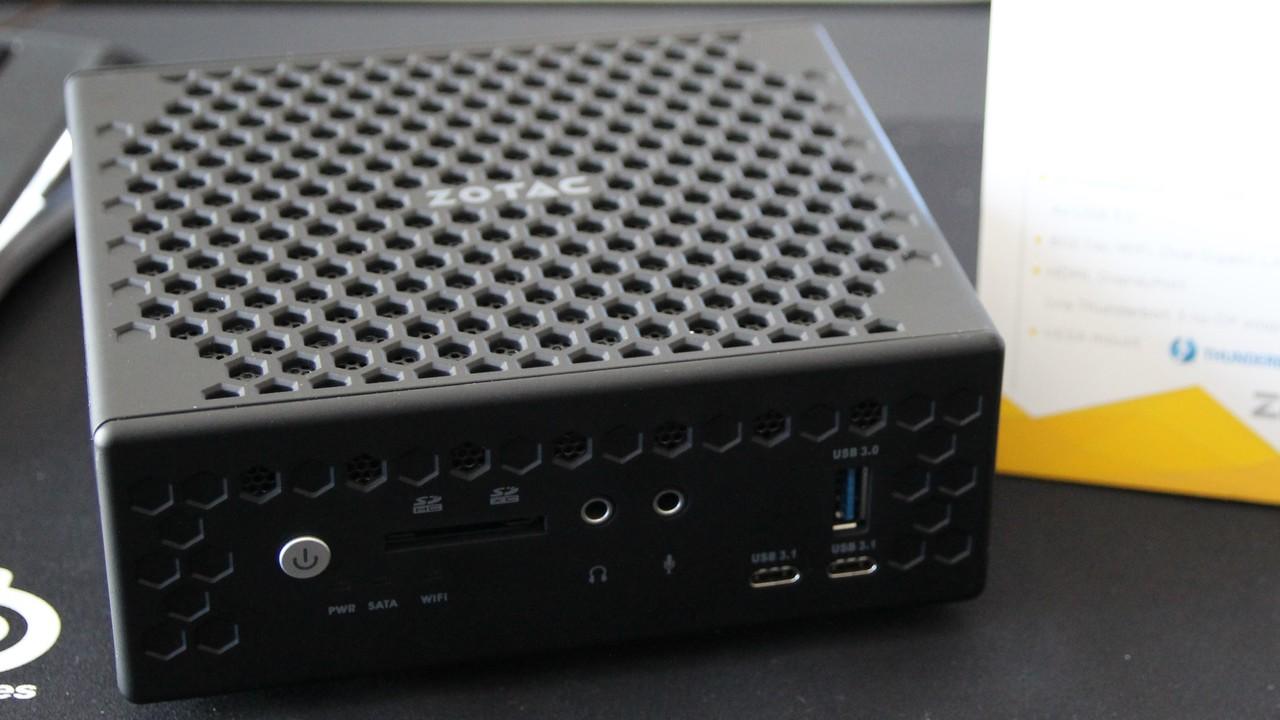 Zotac Zbox: Fahrplan für BIOS-Updates gegen Spectre im Mini-PC