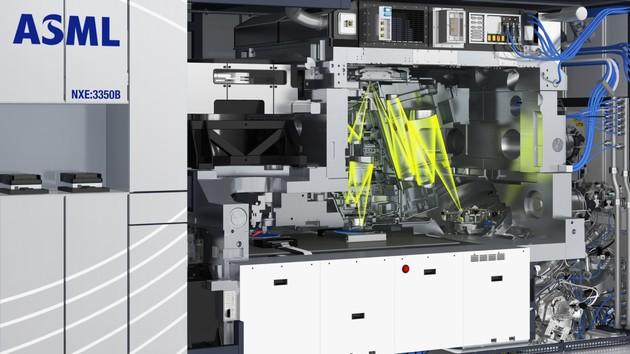 ASML: 10 EUV-Systeme für die Chip-Fabrik der Zukunft ausgeliefert