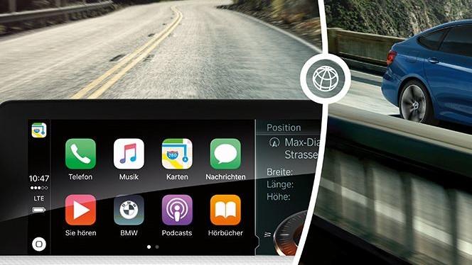 BMW: Abomodell für CarPlay vorerst kein Thema in Deutschland