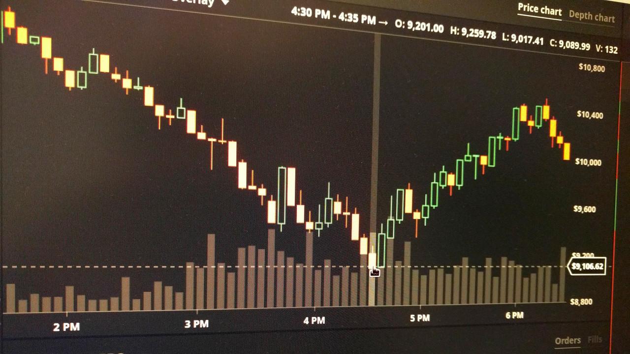 Kryptowährungen: Bitcoin, Ethereum und Co. mit massivem Wertverlust