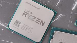 Ryzen 5 2600: Als Sample taktet AMDs 6‑Kern‑CPU 200 MHz höher