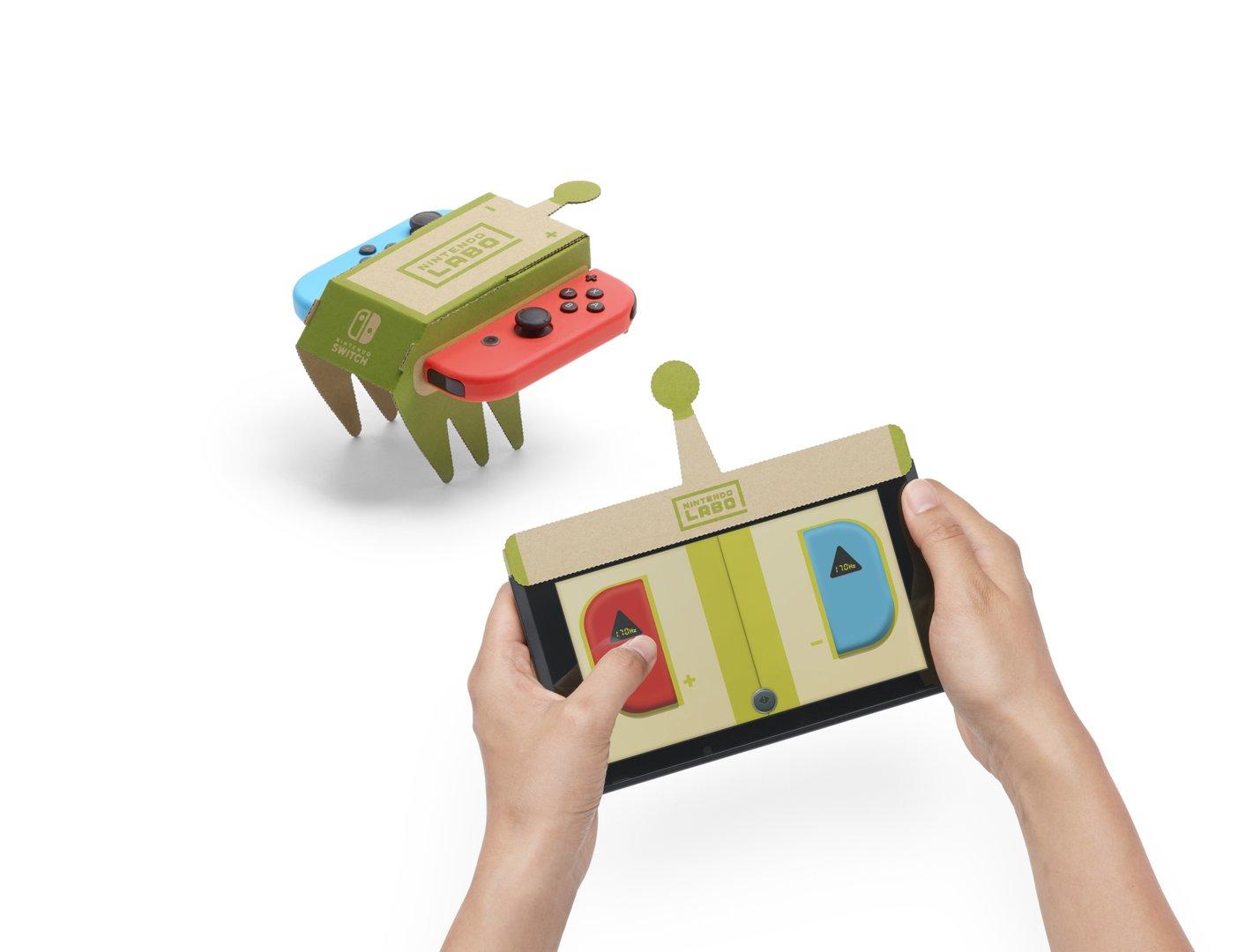 Nintendo Labo – Multi-Set – RC-Auto