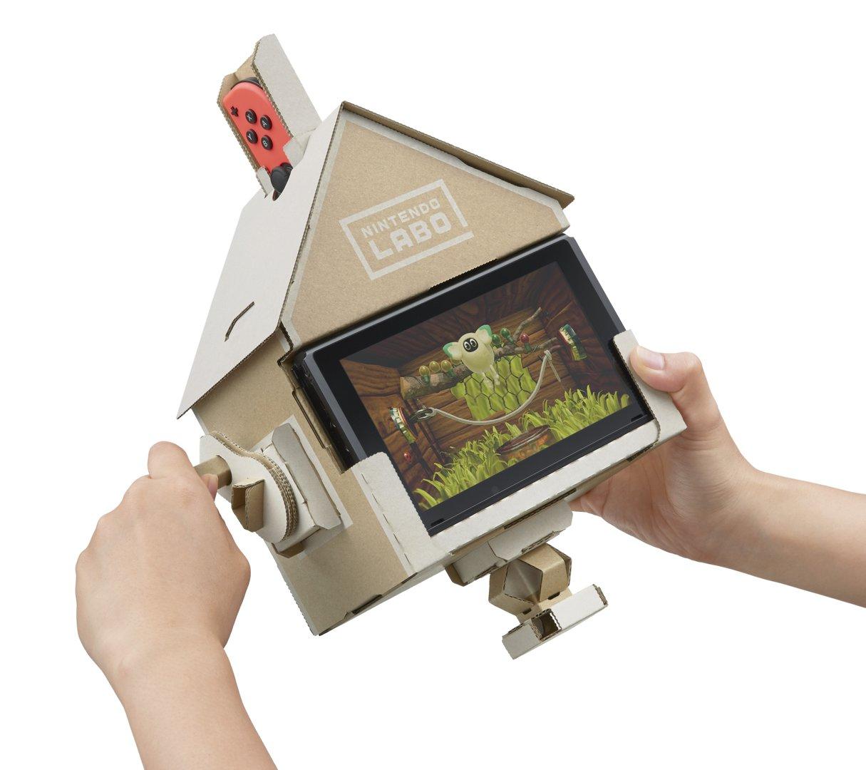Nintendo Labo – Multi-Set – Haus