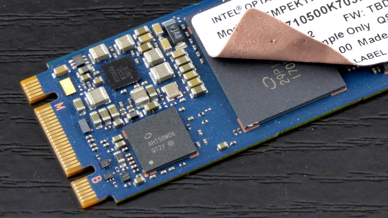 Optane Memory M10: Neue M.2-SSDs mit bis zu 64GB 3D XPoint