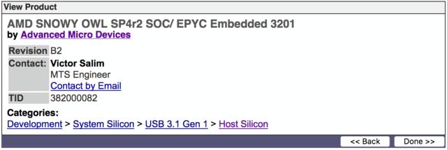 AMD Epyc Embedded 3201