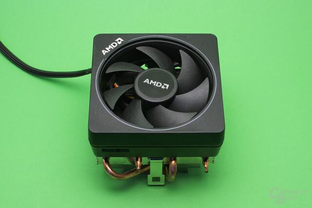 AMD Wraith Max: Der große Boxed-Kühler von AMD
