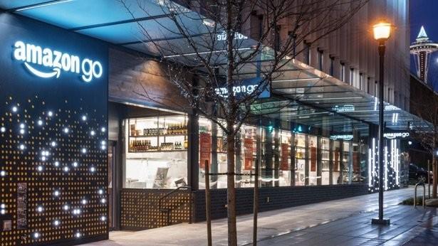 Amazon Go: Der erste Supermarkt ohne Kasse öffnet heute in Seattle