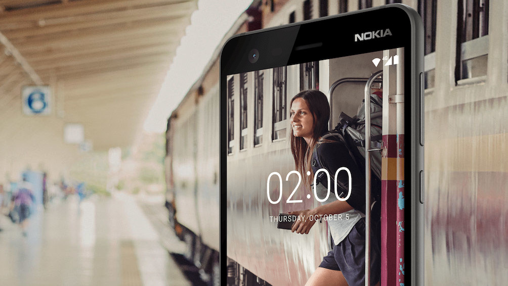Nokia 2: Android-Smartphone mit 4.100-mAh-Akku für 119Euro