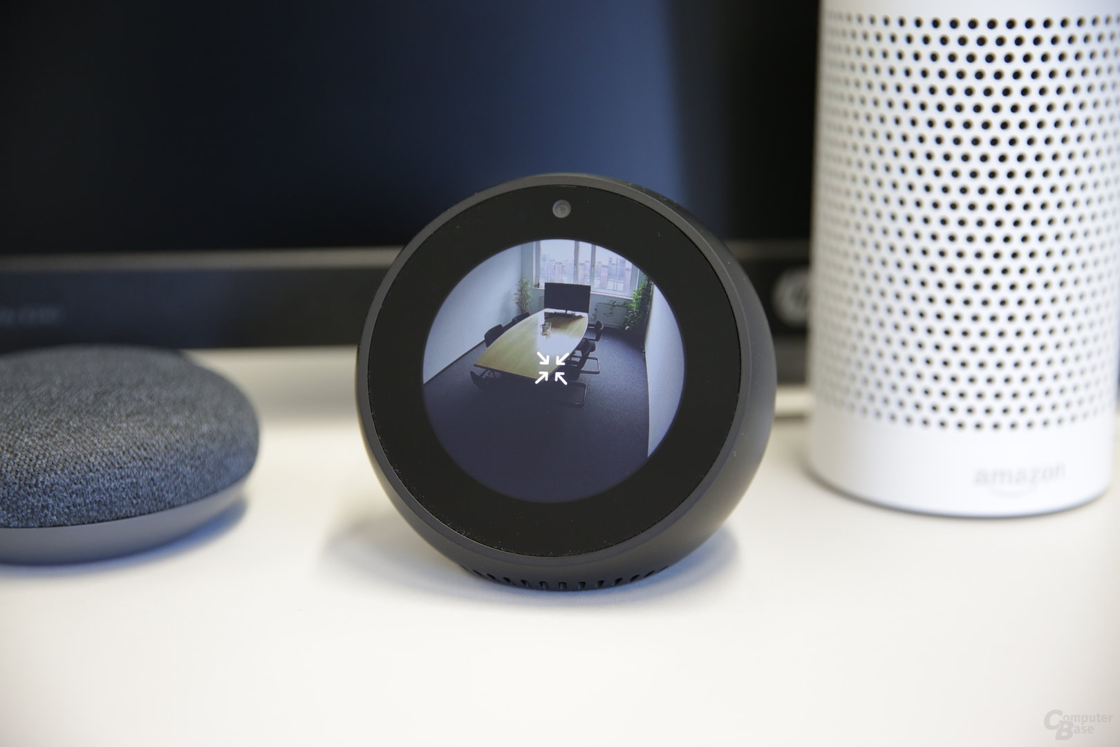 Amazon Echo Spot: Verbindung mit IP-Kamera