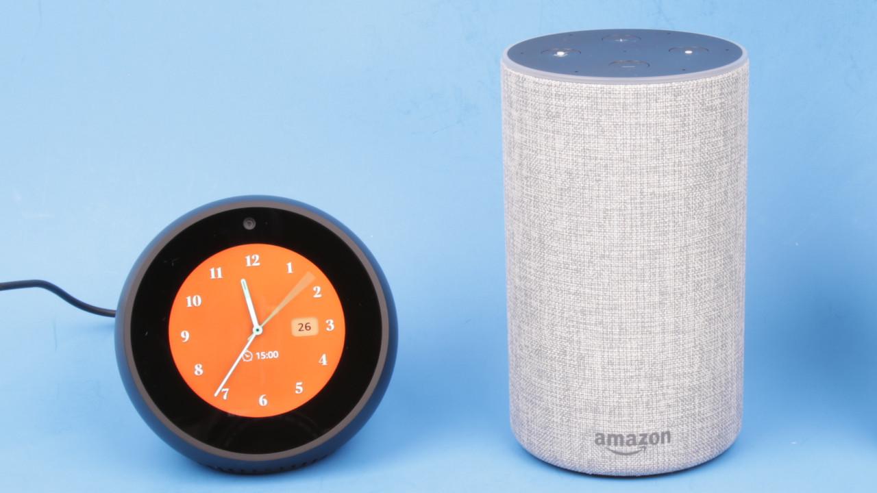 Amazon Echo Spot im Test: Ein Wecker wie aus dem letzten Jahrtausend